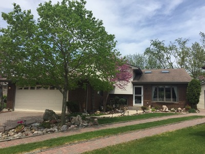 Crestwood Single Family Home Re-Activated: 13445 Loomis Court