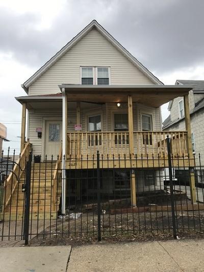 Chicago Multi Family Home New: 2621 South Komensky Avenue