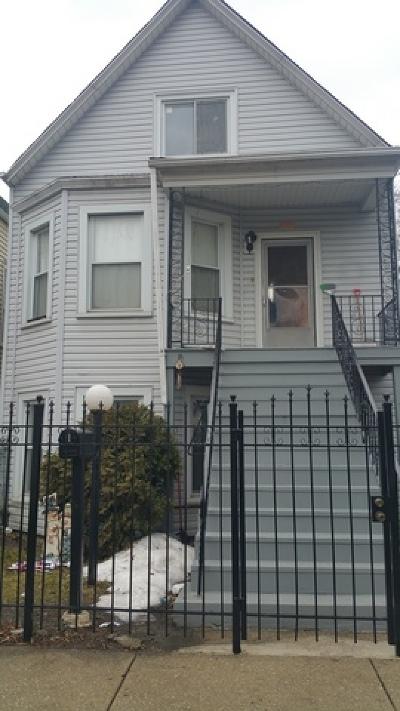 Chicago Multi Family Home New: 3030 South Komensky Avenue