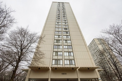 Chicago Condo/Townhouse New: 4850 South Lake Park Avenue #1907