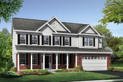 South Elgin Single Family Home New: 9 Sagebrook Drive