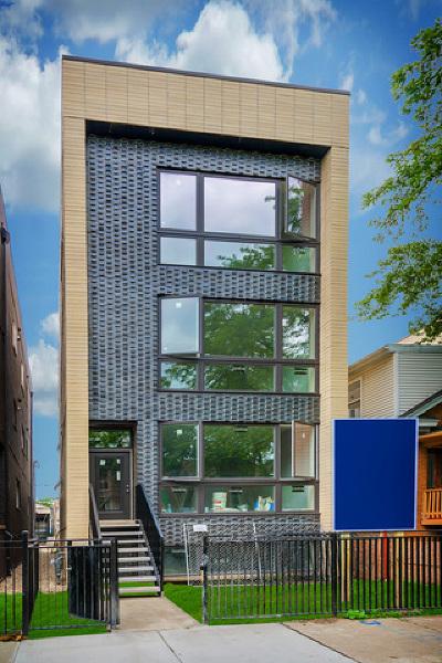 Chicago Condo/Townhouse New: 2441 West Haddon Avenue #3
