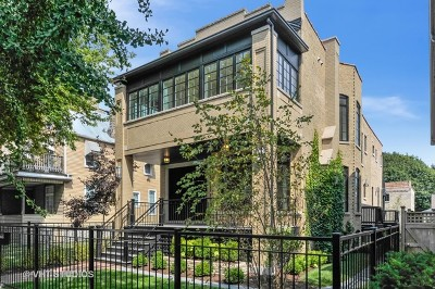 Chicago Single Family Home New: 4419 North Seeley Avenue
