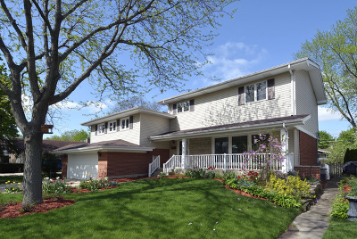 Arlington Heights Single Family Home For Sale: 406 North Dwyer Avenue North