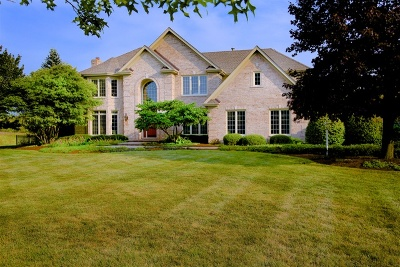 St. Charles Single Family Home New: 6n583 Promontory Court