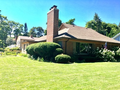 Elgin Single Family Home For Sale: 352 North Commonwealth Avenue