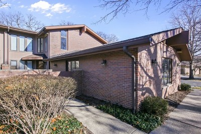 Hinsdale Condo/Townhouse For Sale: 1441 Fox Lane #10F