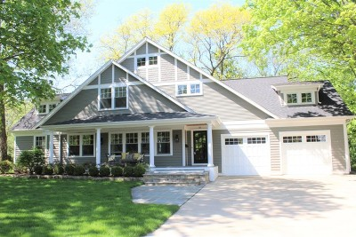 Du Page County Single Family Home New: 19 Circle Avenue