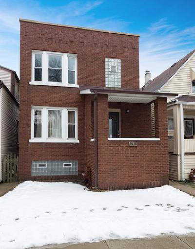 Chicago IL Multi Family Home New: $419,000