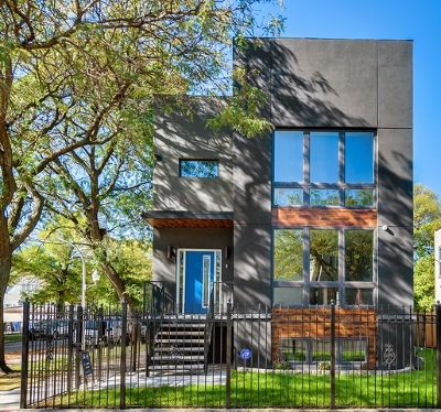 Chicago IL Single Family Home New: $1,049,000