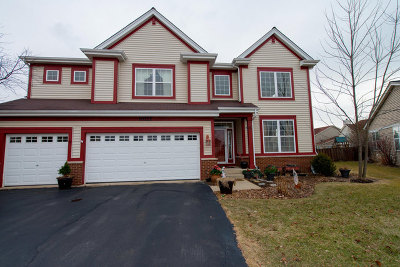 Huntley Single Family Home For Sale: 10725 Bayhill Court