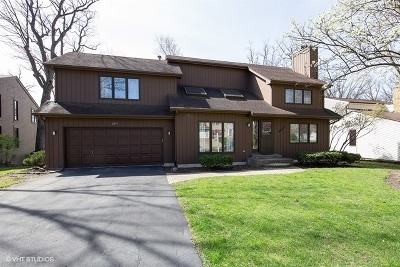 Woodridge Single Family Home New: 2937 Two Paths Drive