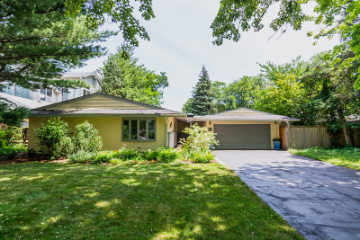 Wilmette Single Family Home For Sale: 118 Lockerbie Lane