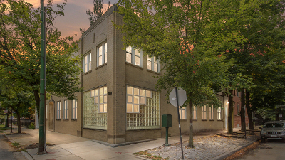 Chicago Condo/Townhouse Re-Activated: 1001 West Altgeld Street #6