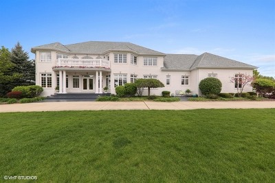 Naperville IL Single Family Home New: $984,900
