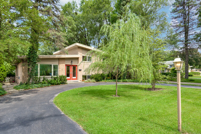 Wilmette Single Family Home New: 407 Vista Drive