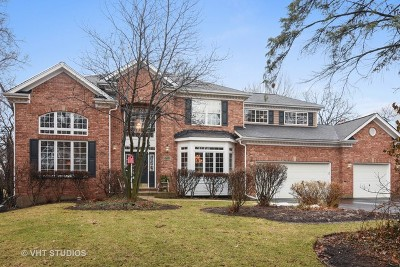 Palatine Single Family Home For Sale: 668 West Center Road