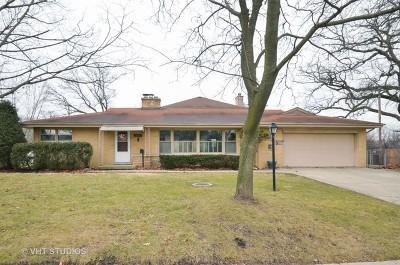 Deerfield Single Family Home For Sale: 1260 Warrington Road