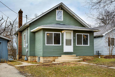 Fox Lake Single Family Home Contingent: 50 Hillcrest Avenue