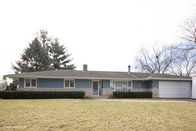 Joliet Single Family Home New: 2612 Dougall Road