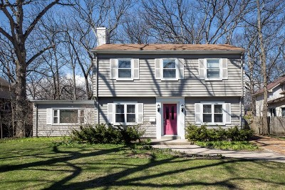 Highland Park Single Family Home New: 3098 Greenwood Avenue