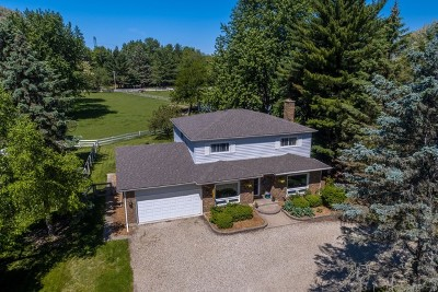 Barrington Single Family Home New: 10553 Braeburn Road