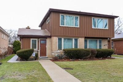 Skokie Single Family Home New: 8616 Monticello Avenue
