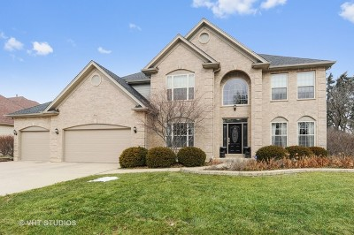 Kane County Single Family Home Re-Activated: 5 Ralph Judd Court