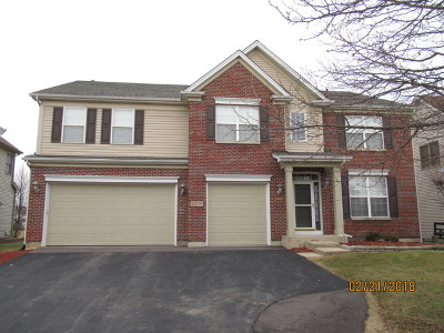 Aurora Single Family Home For Sale: 2100 Rockland Drive