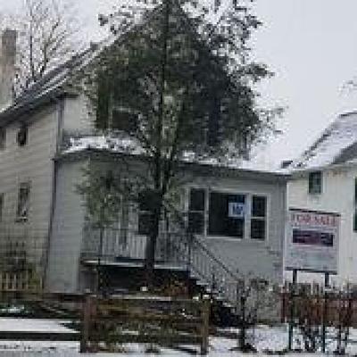 Single Family Home New: 3749 North Monticello Avenue