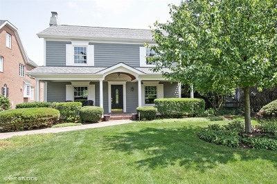 Hinsdale Single Family Home For Sale: 5521 South Elm Street