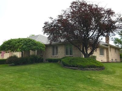Orland Park Single Family Home Re-Activated: 13531 Pawnee Road
