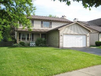 Wheeling Single Family Home For Sale: 705 Gregor Lane