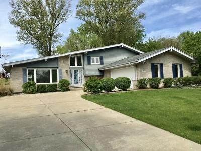 Darien Single Family Home Price Change: 7600 Wilton Road