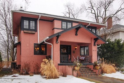 Oak Park Single Family Home For Sale: 814 Fair Oaks Avenue