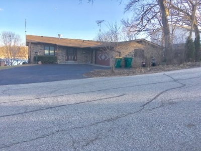 Crystal Lake Single Family Home For Sale: 4508 Wildwood Drive
