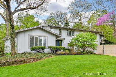 Glen Ellyn Single Family Home For Sale: 630 Carolyn Drive