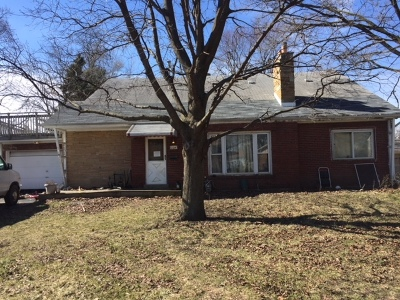 Bensenville Single Family Home Contingent: 220 North Church Road