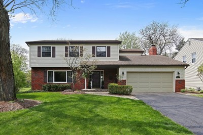Hinsdale Single Family Home For Sale: 536 Jefferson Street