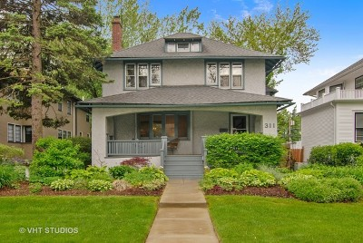 Oak Park Single Family Home For Sale: 311 North Elmwood Avenue