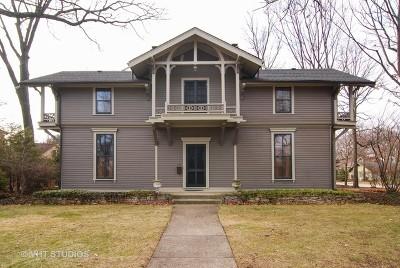 Riverside Single Family Home For Sale: 100 Fairbank Road