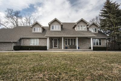Homer Glen Single Family Home For Sale: 13738 Quail Run Court