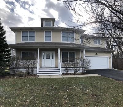Glen Ellyn Single Family Home For Sale: 347 Saint Charles Road