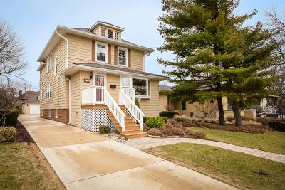 Elmhurst Single Family Home For Sale: 451 South Arlington Avenue