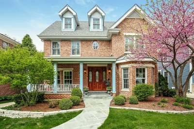 Clarendon Hills Single Family Home For Sale: 410 Colfax Avenue