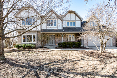 Naperville Single Family Home New: 2723 Alyssa Drive