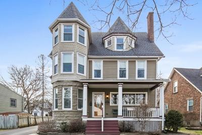 Downers Grove Single Family Home Contingent: 5228 Fairmount Avenue