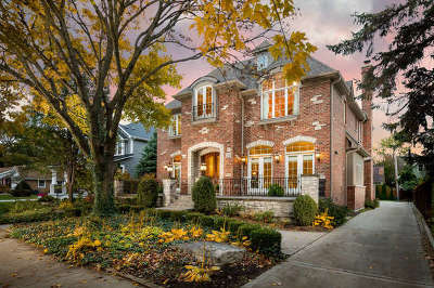 Naperville Single Family Home For Sale: 24 South West Street