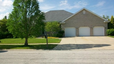 Orland Park, Tinley Park, Evergreen Park, Oak Lawn, Matteson, Olympia Fields, Flossmoor, Frankfort, Country Club Hills, Richton Park, Palos Heights, Palos Park, Palos Hills, Orland Hills, Homewood, Crestwood Single Family Home Re-Activated: 8272 Parkview Lane