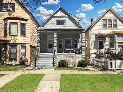 Single Family Home For Sale: 2714 West Fletcher Street
